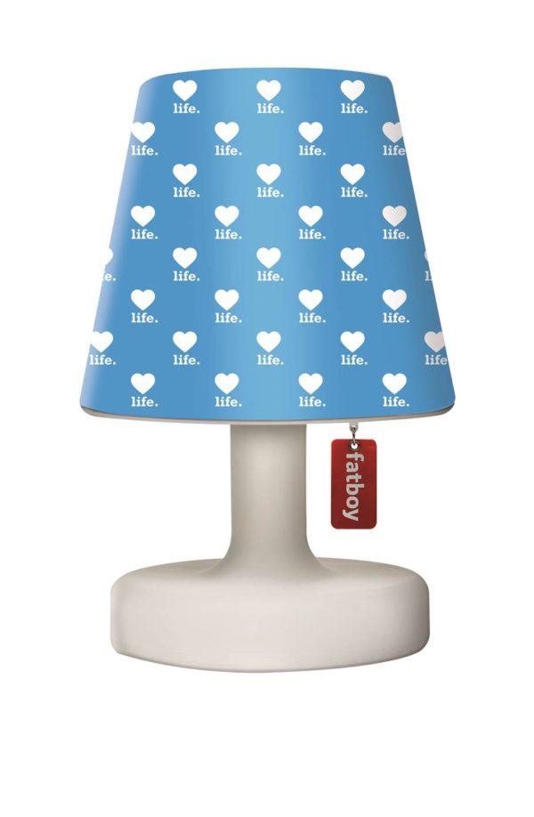 Webshop - Fight cancer Fatboy lamp